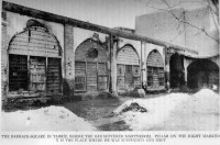 Barracks of Bab's Martyrdom Tabriz